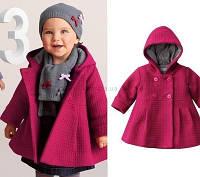 Куртка,пальто демисезонное на девочку, фото 1