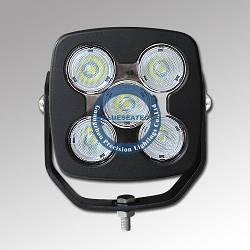 LED Прожектор PL-CREE 50W-F-30-60° Led working light (3500Lm) 9-32v IP67