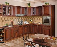 Кухонная система К-1 (орех)