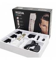 Машинка для стрижки волос Rozia HQ2201 керамические ножи 4 режима триммер для волос