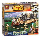 Конструктор  Star Wars 10374 Десантный самолет Боевых Дроидов, 565 деталей, 15 мини-фигурок, фото 3