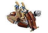 Конструктор  Star Wars 10374 Десантный самолет Боевых Дроидов, 565 деталей, 15 мини-фигурок, фото 4