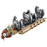 Конструктор  Star Wars 10374 Десантный самолет Боевых Дроидов, 565 деталей, 15 мини-фигурок, фото 6