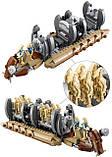 Конструктор  Star Wars 10374 Десантный самолет Боевых Дроидов, 565 деталей, 15 мини-фигурок, фото 7