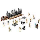 Конструктор  Star Wars 10374 Десантный самолет Боевых Дроидов, 565 деталей, 15 мини-фигурок, фото 8