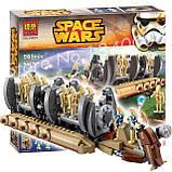 Конструктор  Star Wars 10374 Десантный самолет Боевых Дроидов, 565 деталей, 15 мини-фигурок, фото 10