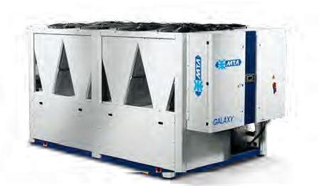 Чиллер MTA Galaxy Tech 330 (930 кВт)