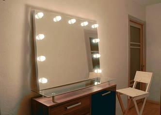 Современное зеркало для визажиста, фото 2