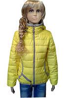 Весенне-осенняя демисезонная детская куртка