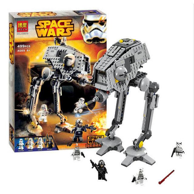 Конструктор  Star Wars Вездеходная оборонительная платформа 10376