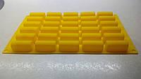 Силиконовая форма для конфет 30 ячеек, фото 1