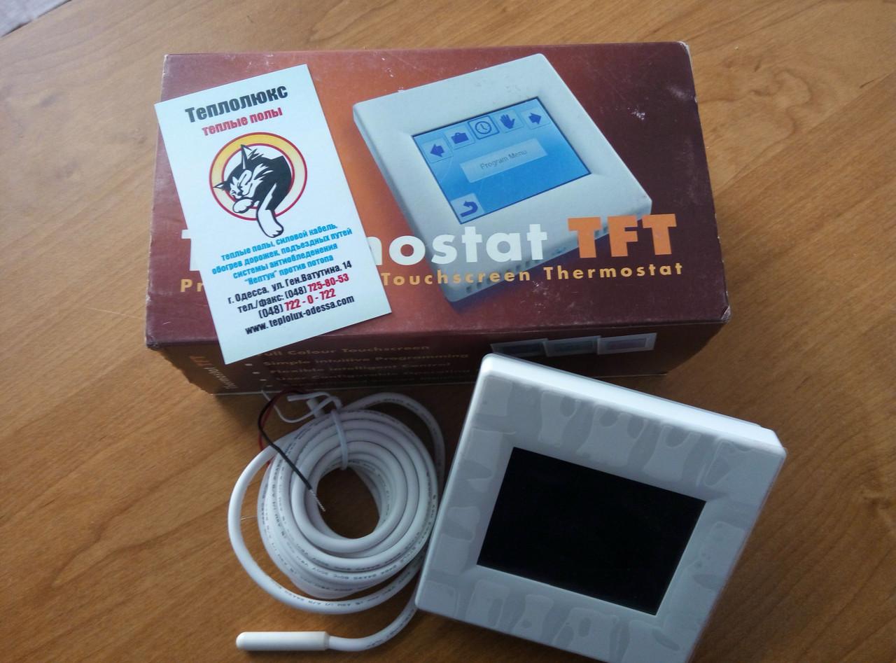 Терморегулятор программируемый сенсорный Fenix TFT