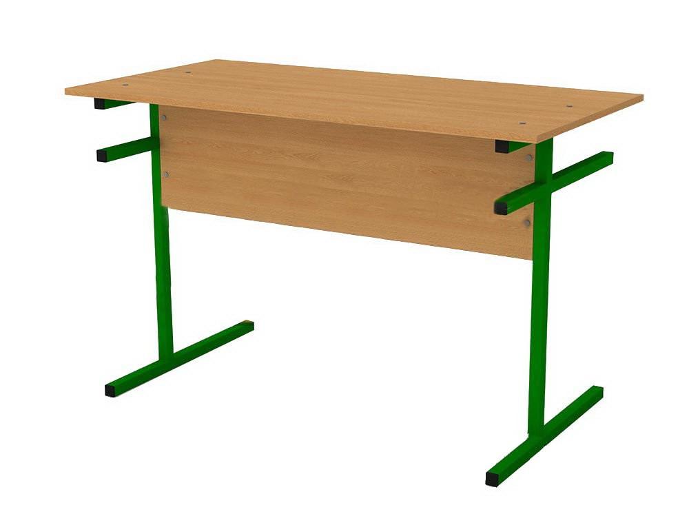Стол для столовой четырехместный 120х60 см. Цвет на выбор