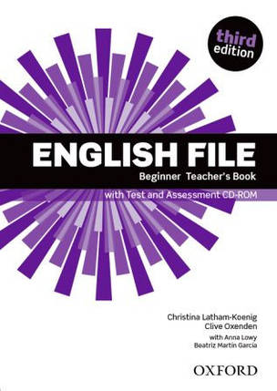 English File 3rd Edition Beginner Teacher's Book + Test and Assessment CD-ROM, фото 2