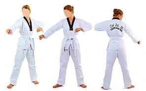 Добок кимоно для тхэквондо MATSA р-р 0-6