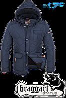 Куртки Braggart качественные зимние размер: (48-M) (50-L)