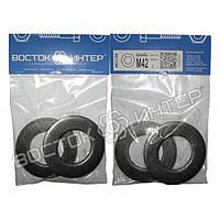 Шайба плоская М42 DIN 125, ГОСТ 11371-78 Без покрытия - 2 шт/упаковка