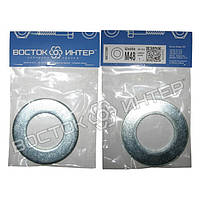Шайба плоская М48 DIN 125, ГОСТ 11371-78 Цинк - 1 шт/упаковка
