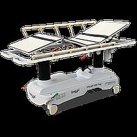 Каталка з гідравлічною системою та рентгенопрозорою платформою для матраца НМ 2059 F