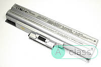 АККУМУЛЯТОР (БАТАРЕЯ) для ноутбука Sony VGP-BPS13 VAIO VGN-FW 11.1V Silver 4400mAhr