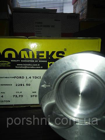 Поршневая  73.7 STD  Fiesta  1.4 TDCI  2001 >  KONEKS  229150  без колец