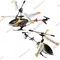Радиоуправляемый вертолет Lishi Toys c гироскопом (gyro) - L6018, фото 1