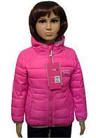 Детская курточка из плащевки