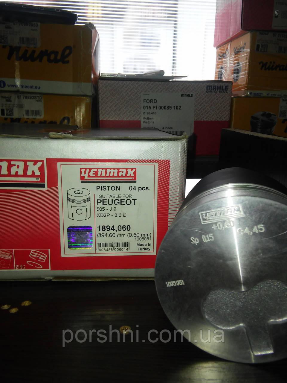 Поршневая  94 + 0,6  Sierra 2,3 D     ENMAK  1894060  без колец