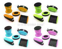 Набор канцтоваров A/SY Comf pro  в цвете: зеленом, оранжевом, розовом, голубом