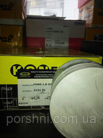 Поршневая  86.2 + 0.5 Sierra 1,8 OHC без колец KONEKS   212151