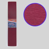 Гофро-папір JO Бордова 55%, 20г/м2 ,50*200см, KR55-8002