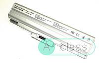 Усиленный АККУМУЛЯТОР (БАТАРЕЯ) для ноутбука Sony VGP-BPS13 VAIO VGN-CS 10.8V Silver 7800mAhr