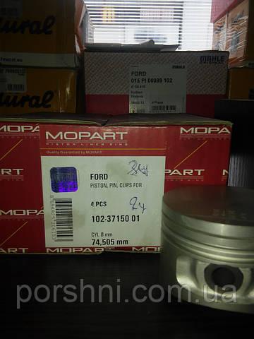 Поршневая  73,94 + 0.50 Escort 1,3 OHV  89 -- карб.     Mopart 371501  без колец