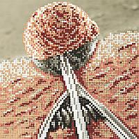 Схема для вышивки бисером, 17х17 см