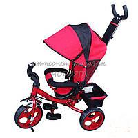 Велосипед детский три колеса М 3113-4-красный