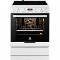 Плита кухонна електрична ELECTROLUX EKC 96450 AW