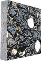 Плитка тротуарна МАЙСАД, базальт чорний