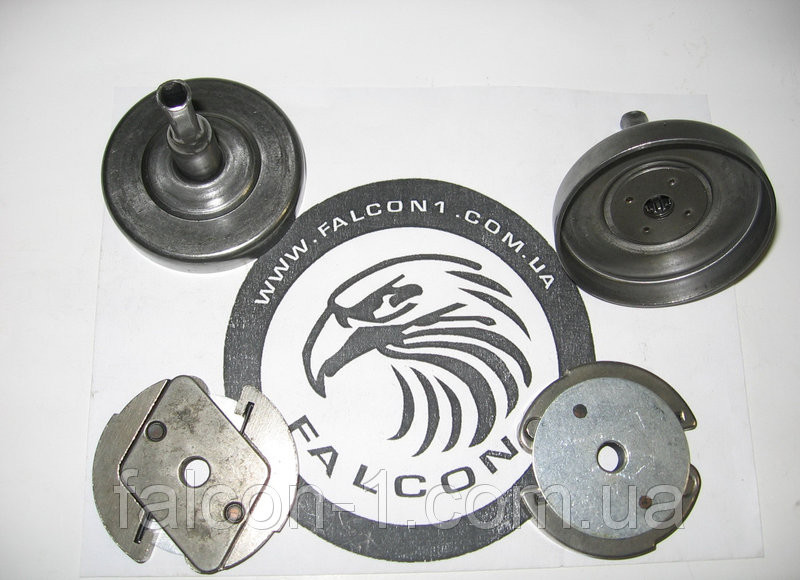Муфта сцепления Sadko GTR-320, Vorskla, SunGarden GB 25-GB 25A для бензокос Садко, Ворскла - комплект