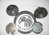 Муфта сцепления Sadko (Садко) GTR-320, Vorskla, SunGarden GB 25-GB 25A - комплект