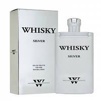 Вода туалетного.'Evaflor' Whisky Silver Premium 90ml M