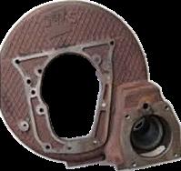 Картер маховика під ПД-10 36-1002312-В2 (ЮМЗ, Д-65)