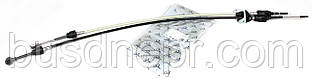Трос кулисы MB Sprinter 2.2CDI 00-06 пр-во TRUCKTEC 02.24.012