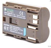 Аккумулятор PowerPlant BP-511 (Canon) Li-ion battery