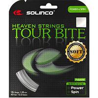 Теннисные струны Solinco (1,25) Tour Bite Soft 12m Новинка!