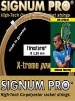 Теннисные струны Signum Pro (1,30) Firestorm 12,2m