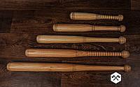 Бейсбольная бита,  спортивный снаряд, длина 38см, фото 1