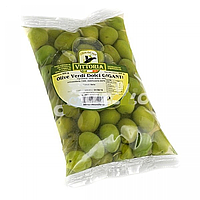 Зеленые оливки в рассоле Olive Verdi Dolci Giganti 500g Италия