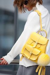 Как сохранить привлекательный вид рюкзака при ежедневном использовании?