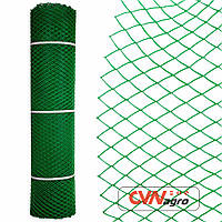 Сетка пластиковая (заборная)ДР-85/ 1,5м*10м