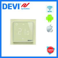 "Терморегулятор DEVIreg™ Smart Wi-Fi  ""слоновая кость"""